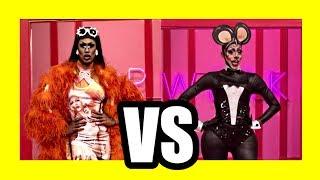 NINA BONINA VS SHEA COULEE (WITH A TWIST)