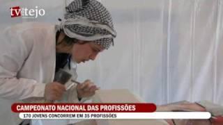 Skills Portugal 2009 em Santarém