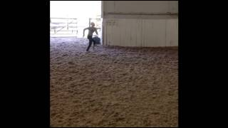 Bullet Train ( Jumping in the indoor )