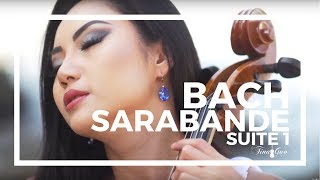 Sarabande from Bach's Cello Suite No. 1 - Tina Guo