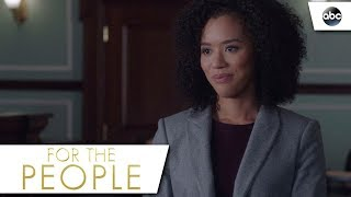 Allison's Closing Argument - For The People