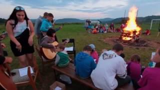 Camp Velká Bukovina (by Jan Rýzner)