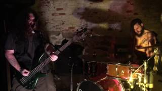 Abomination in Conflict with Mechanical Death Live
