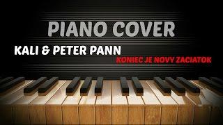 Kali & Peter Pann - Koniec je nový začiatok - Piano Cover