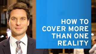 How to cover more than one reality – Max Hofmann | DW English