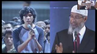 'Why Islam Allows Sex With Slaves'   Zakir Naik in Indonesia width=