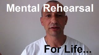 Gain Experience Of Anything You Want In Life: Mental Rehearsal & Role Playing width=