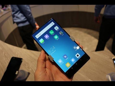 Xiaomi Mi Mix - primele impresii