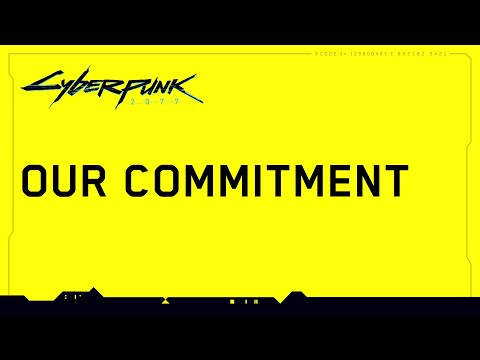 WTFF::: CD Project\'s Co-founder\'s Apology for Cyberpunk 2077\'s Current State