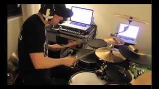 Mediks - Cannibals 'Feat. KJ Sawka - VIP mix' - Live Rehearsal