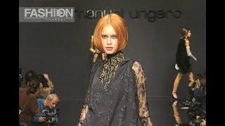 EMANUEL UNGARO Fall Winter 1996 1997 Paris - Fashion Channel
