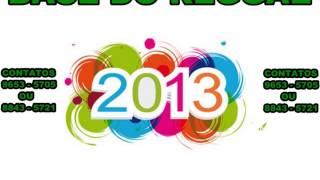 MELO DE GUERREIRO DE FE 2013 - DJ CARLOS KAPPA - BASE DO REGGAE