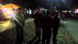 Voodoo festival - New Orleans drunk dancing.