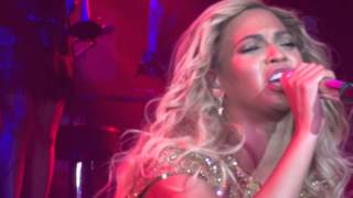 Beyoncé - 'Blow' breakdown. (Live in London, 6th March)#MCSWT