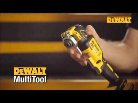 DeWALT Oscillating Tool Accessories from Power Tools UK