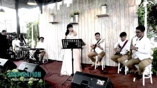 Lauren Wood - Fallen (INSPIRATION feat. YURA YUNITA Cover) - Wedding Music Bandung