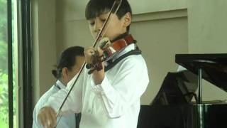 Concerto No. 2  3rd movement by Seitz - Joie Angelo Llantero (violin) Pat  Calisura (piano)