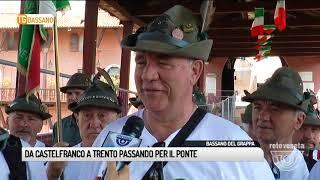 TG BASSANO (08/05/2018) - DA CASTELFRANCO A TRENTO PASSANDO PER IL PONTE