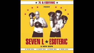 """7L & Esoteric - """"Take Note"""" [Official Audio]"""