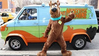 """Ruh-Roh! the live-action """"Scooby Doo"""" movie was originally rated R."""