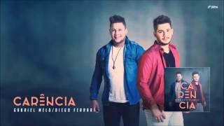 Paulo Victor e Gabriel - Carência [ áudio oficial ]
