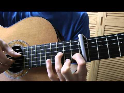 Comment jouer It is not because you are de Renaud à la guitare
