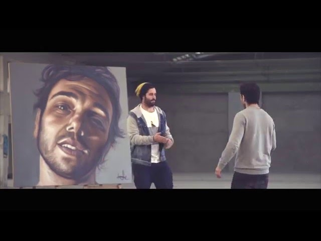 Videoclip oficial de 'Dorian Gray', de Sharif y Belin.