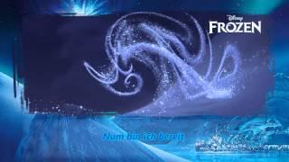 Frozen - Let it go [German] German Subtitle