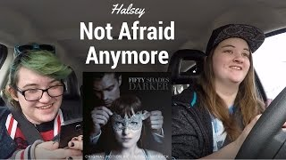 Halsey - Not Afraid Anymore *REACTION VIDEO*