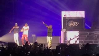 A$AP Ferg & Future - New Level Live