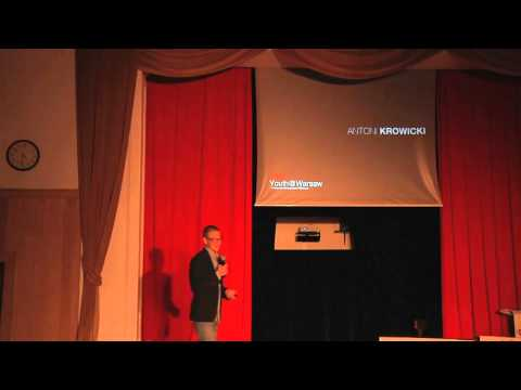 Nepal and beyond: Antoni Krowicki at TEDxYouth@Warsaw