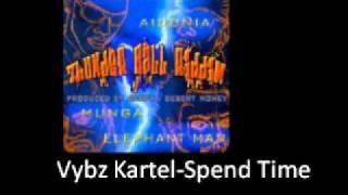 Vybz Kartel Spend Time Thunder Ball Riddim