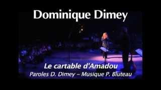 Le cartable d'Amadou Dominique Dimey