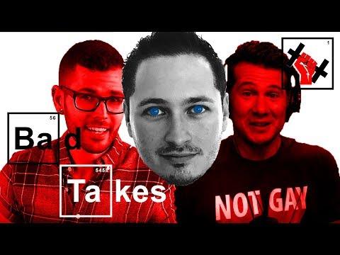 Kulinksi on Crowder & Free Speech | Bad Takes #1