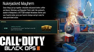 New Nuk3Jacked Mayhem Playlist and Triple Play Contract - Call of Duty: Black Ops 3 Multiplayer