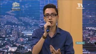 Dos Almas (Leo Marini) - Cover Diego Zapata