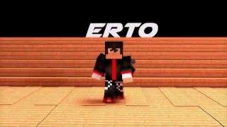 Minecraft Animasyonlu İntro Yapımı   Erto   By-ErtoAnimation   #1✔