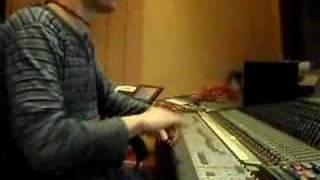 Sokol feat Pono w studio Sound and More