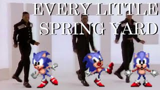 Bobby Brown vs Sonic - Every Little Step(Spring Yard Zone Remix)