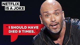 Jo Koy's Mom Only Uses Vicks VapoRub   Netflix Is A Joke