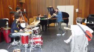 Jazz students feat. Avishai Cohen