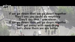 (Lyrics/Karaoke)The Chainsmokers - Paris