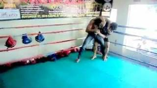Knife fights- Biagtan Cinco Teros
