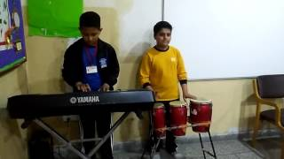 Wakhra swag instrumental cover by vbps students