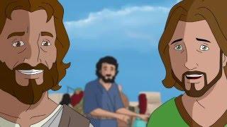 The life of jesus christ full movie cartoon: Jesus - He lived Among Us (English) width=