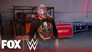 Rey Mysterio attacks Brock Lesnar, demands title match at Survivor Series   MONDAY NIGHT RAW