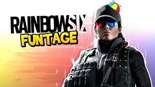 Rainbow Six Siege FUNTAGE! - NEW Operator Ideas, Hanzo Mains & MORE!