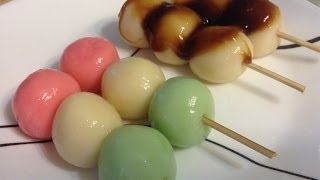 How to Make Dango