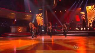 Shakira   Loca Live Dancing With The Stars 10 19 10