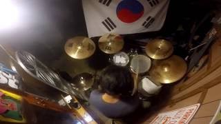 Drum Cover Jammin Jeremy As I Lay Dying - Confined